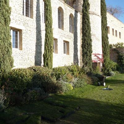 Aménagemenbt et création de jardin en Lubéron, Gordes